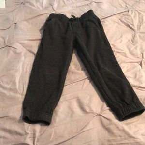 Janie and Jack jogger trousers